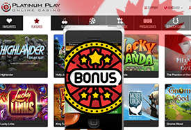 casinoscanadiansonline.com platinum play casino  mobile